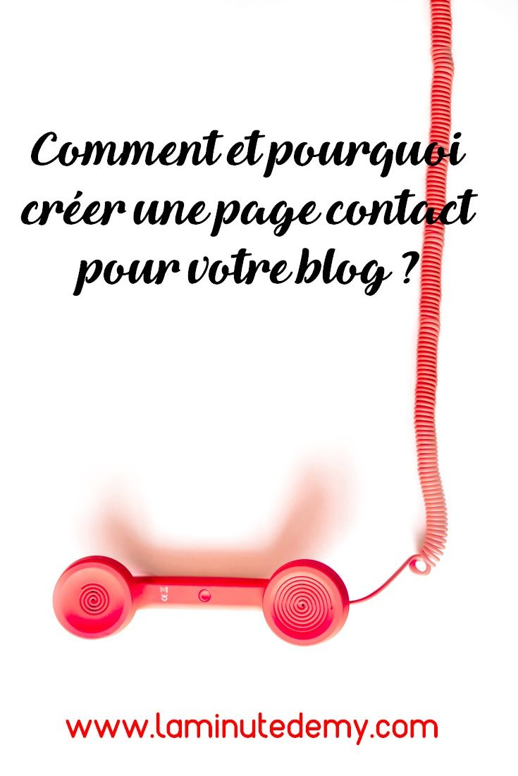 contact blog page