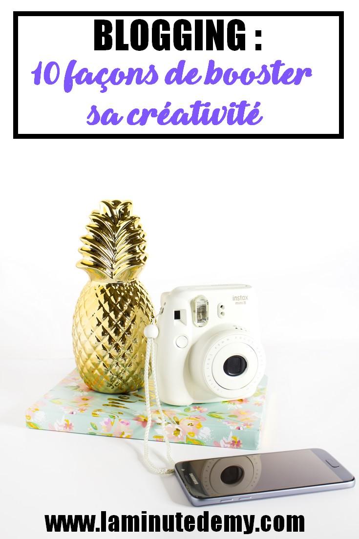 créativité blog