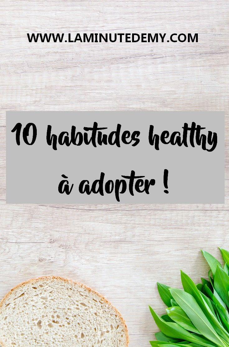 habitudes healthy