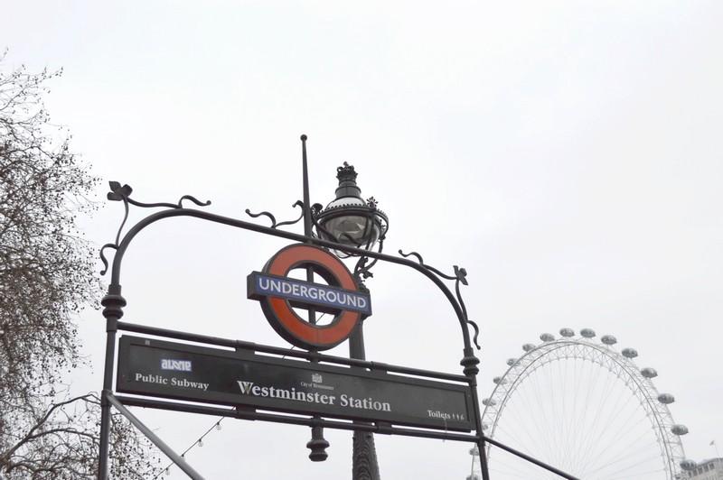 weekend Londres