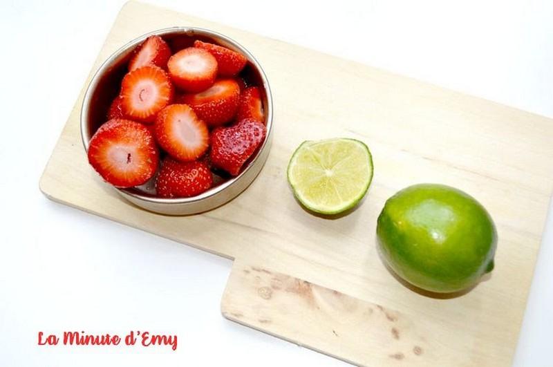 virgin mojito fraise