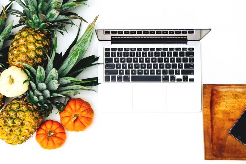 adapter sa façon de bloguer en été