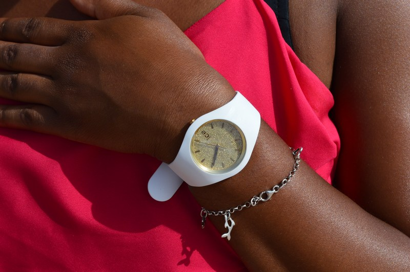 ice watch white