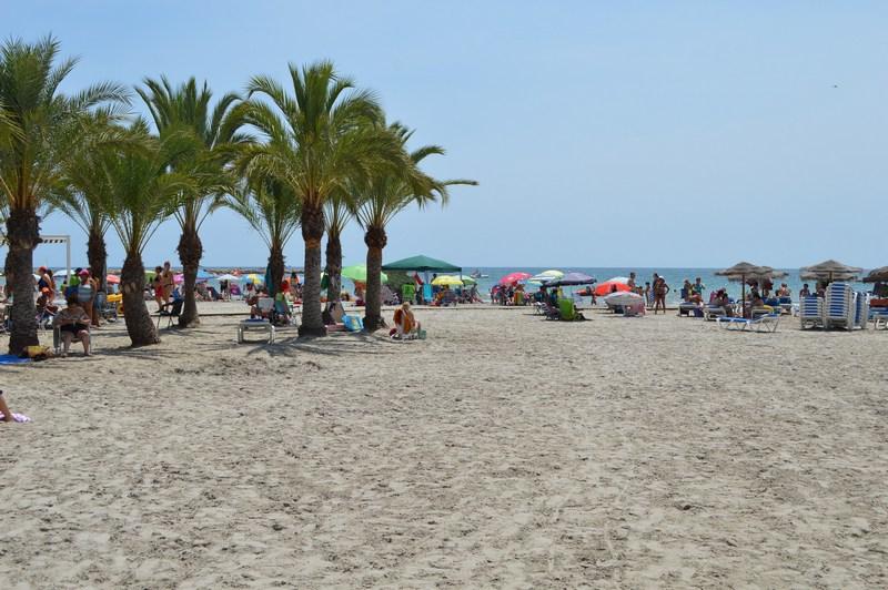plage santa pola