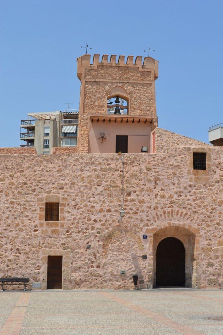 château santa pola