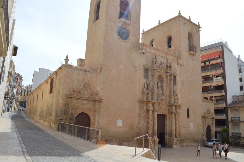 Alicante Basilique