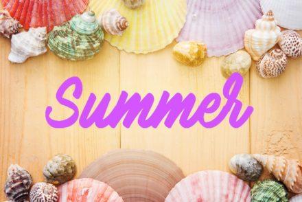 choses à faire avant la fin de l'été