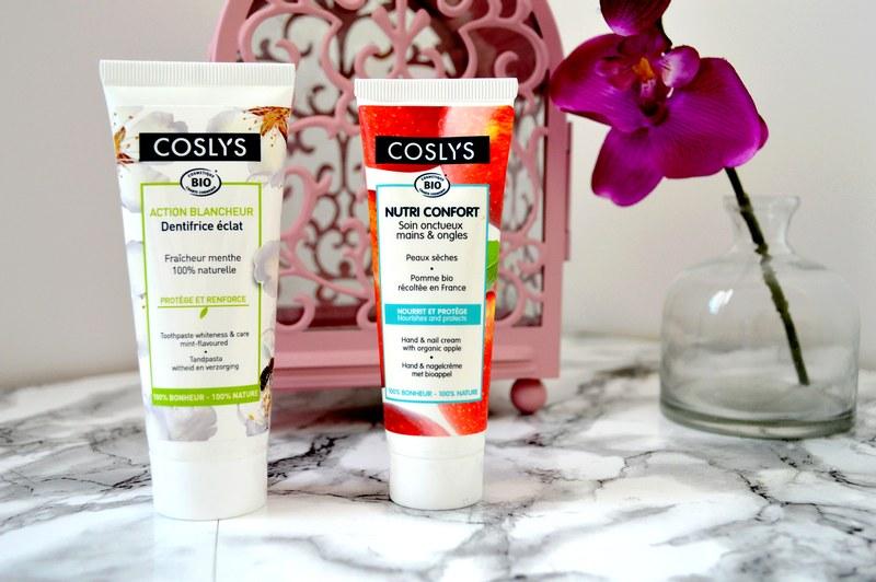 les produits de beauté bio COSLYS