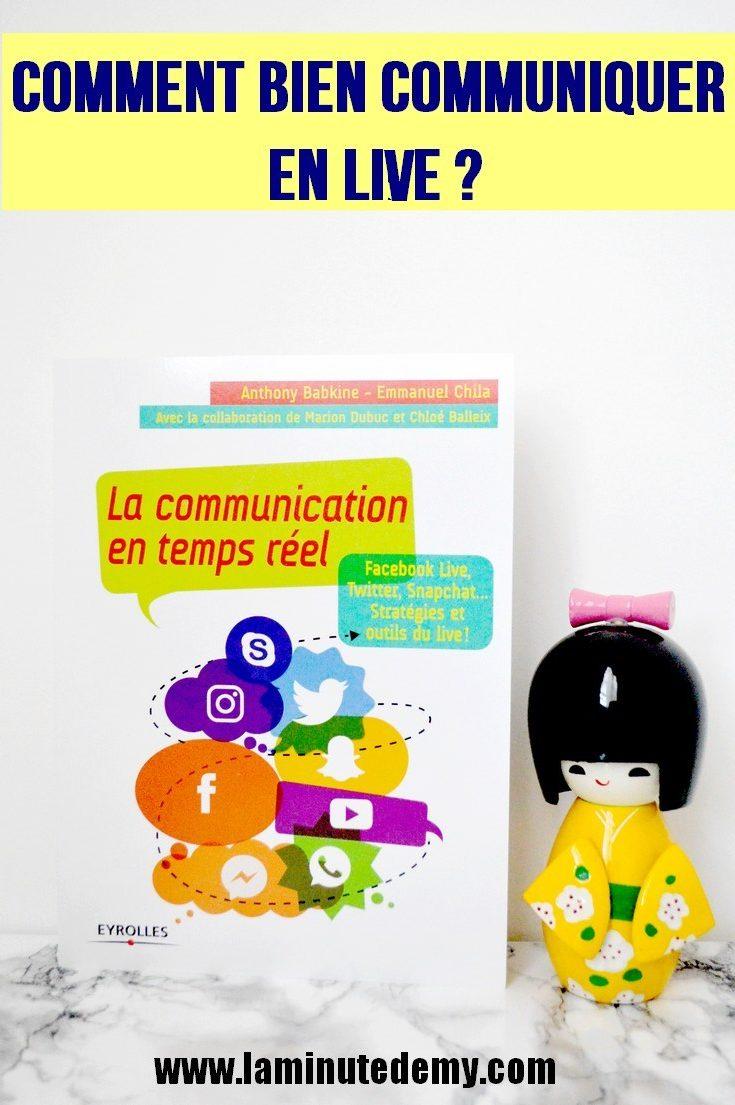 communication en temps réel