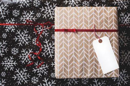 emballage cadeau original pour noël