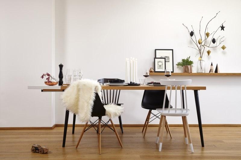 5 id es d co pour la salle manger la minute d 39 emy blog. Black Bedroom Furniture Sets. Home Design Ideas