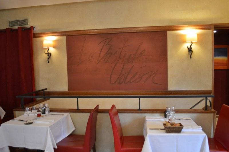 restaurant la Bastide Odéon