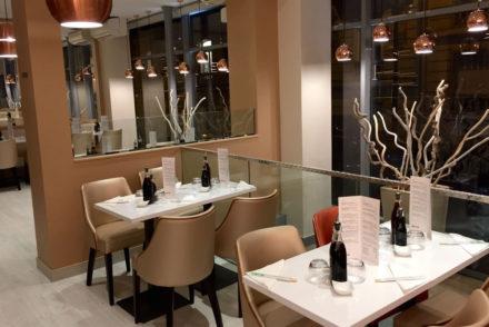 Le restaurant Bozen à Paris, un japonais revisité
