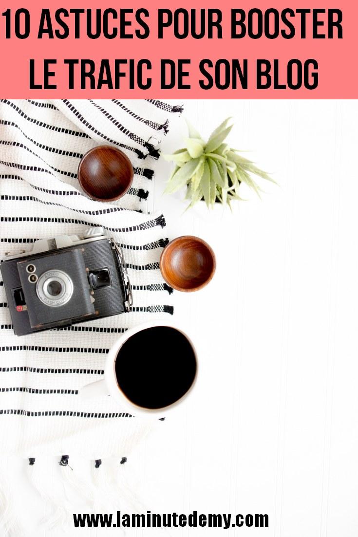 comment booster le trafic de votre blog ?