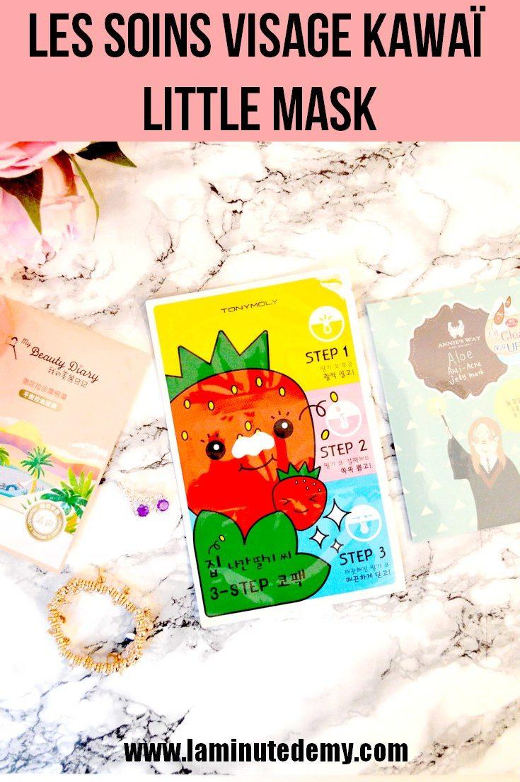 Que valent les masques de beauté asiatique Little Mask ?