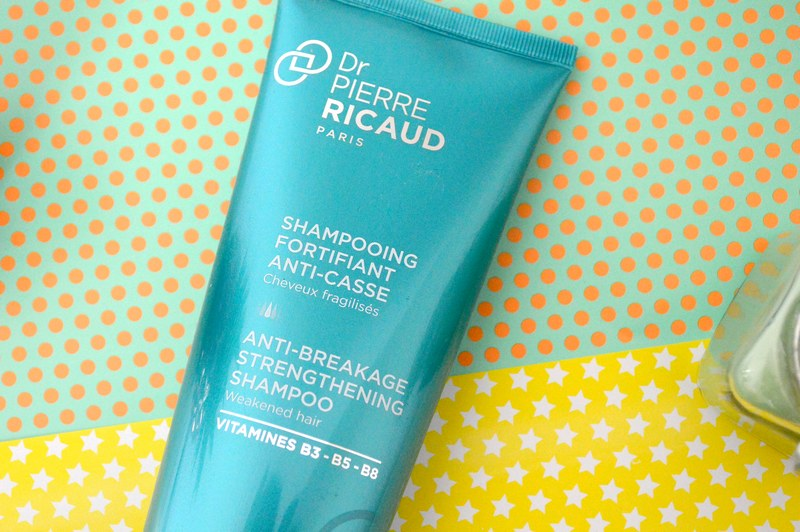 Shampoing fortifiant anti-casse Dr Pierre RICAUD