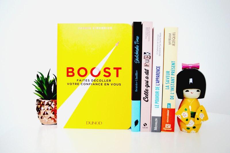 Ma sélection de livres e développement personnel
