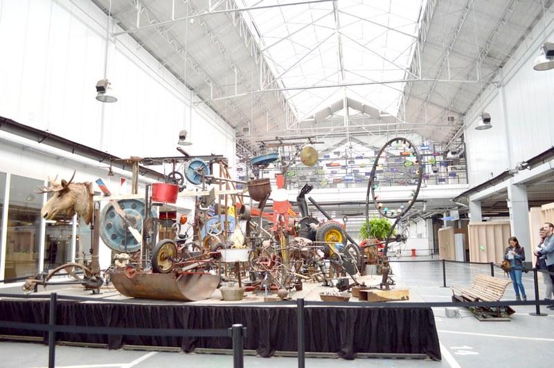 KANAL, le Centre Pompidou de Bruxelles