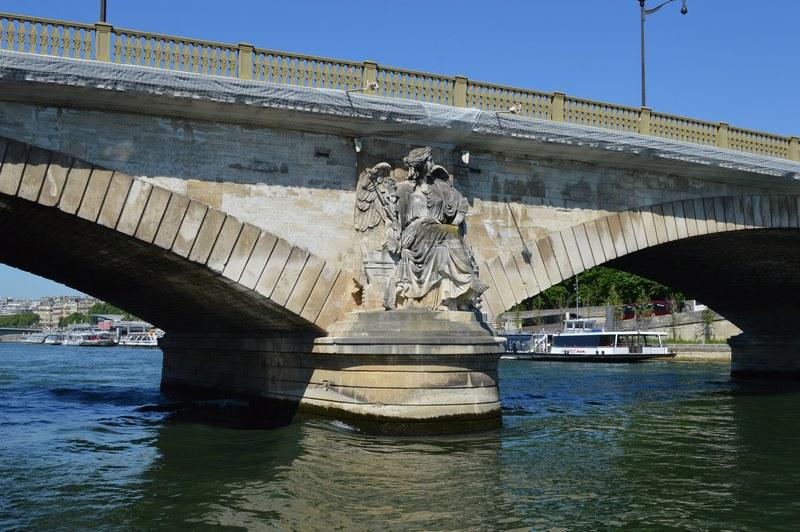 Paris vue depuis la Seine
