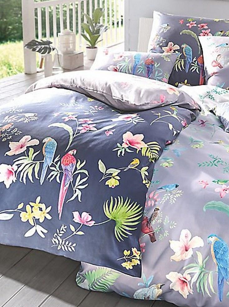 linge de lit les tendances 2018 la minute d 39 emy blog lifestyle. Black Bedroom Furniture Sets. Home Design Ideas