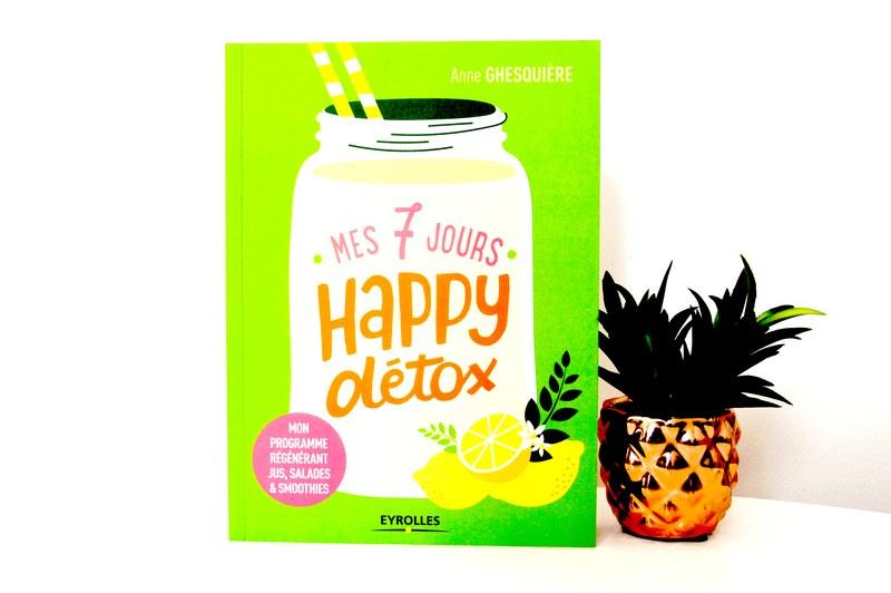 Mes 7 jours Happy Détox