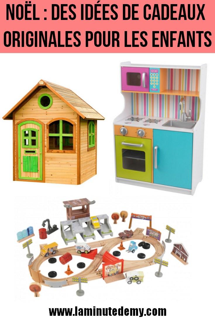 Noël : des idées de cadeaux originales pour les enfants
