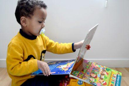 Les lectures de Baby Boy #1