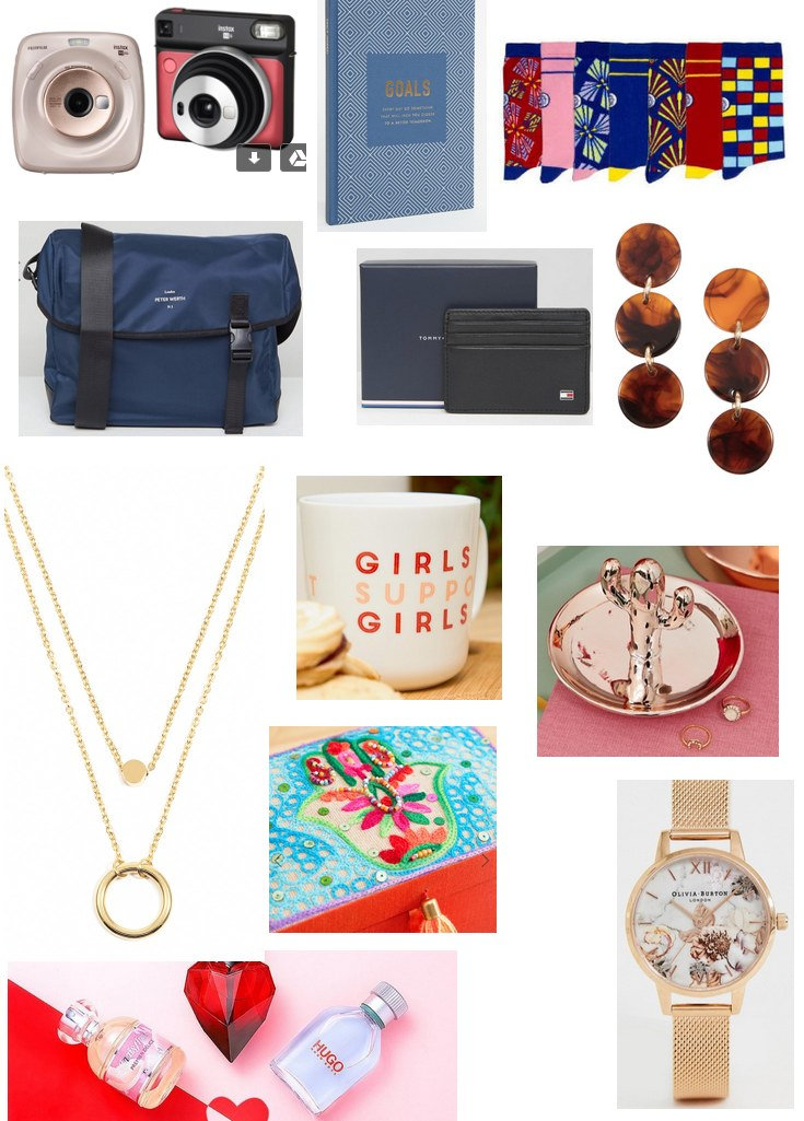 Ma wishlist girly pour la St Valentin