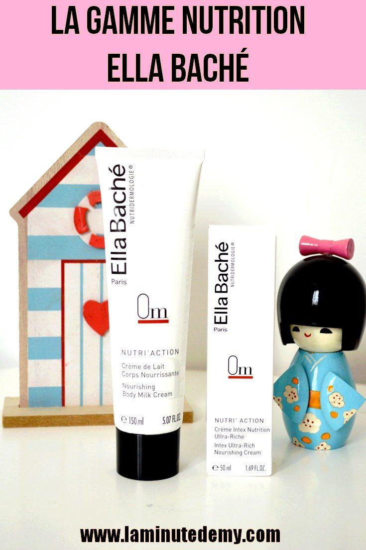 La gamme Nutrition Ella Baché - La Minute d'Emy Blog Lifestyle